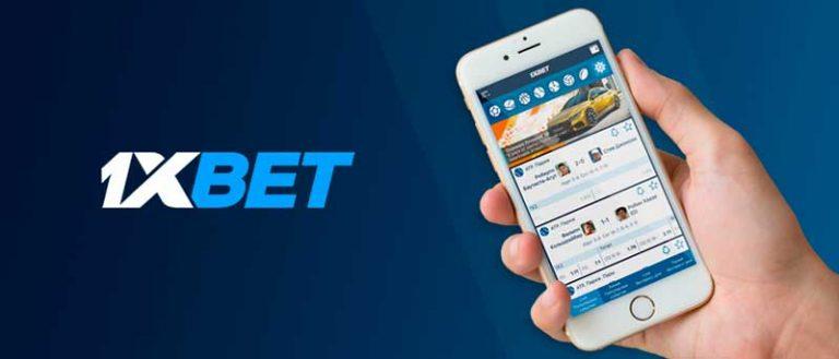 Aplicación móvil de 1xBet iOS